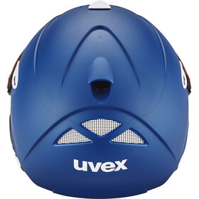 UVEX 300 Visor Helm blauw